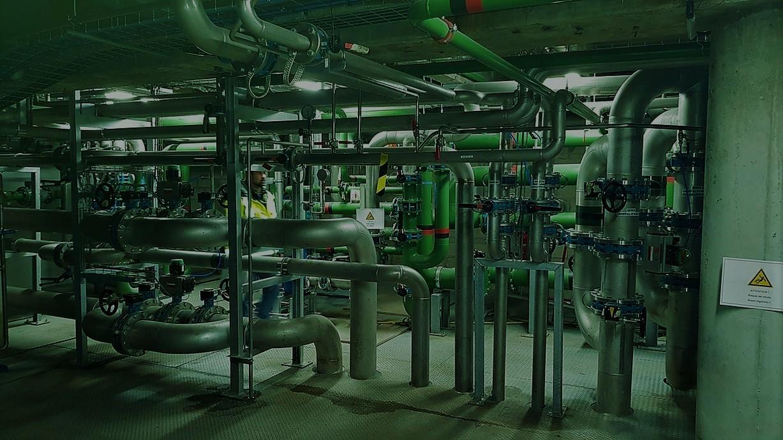 préfabrication et montage de tuyauterie industrielle