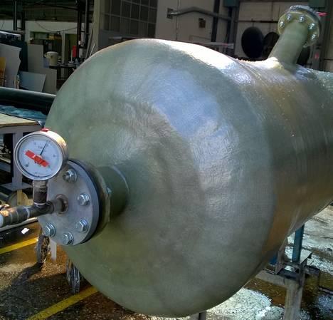 chaudronnerie acier, inox, thermoplastique et composite