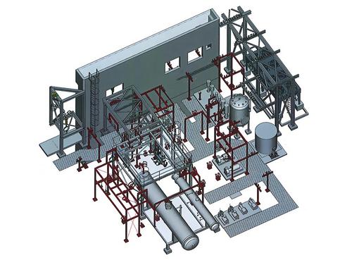 conception chaudronnerie acier, inox, composites