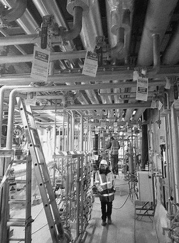 emploi tuyauterie et chaudronnerie composite, métal Lyon