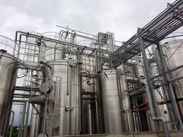 projet industriel de pièce chaudronnée composite et thermoplastique