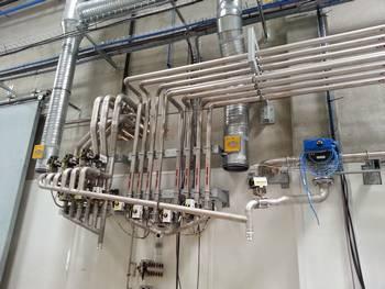 fabricant tuyauterie acier inox