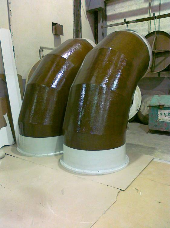 tuyauterie et chaudronnerie thermoplastique et composite